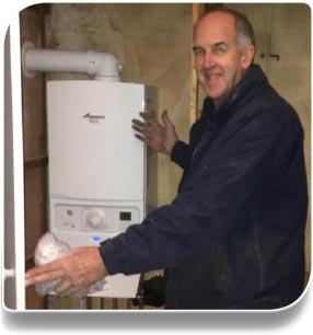 Eastham Boiler Installation